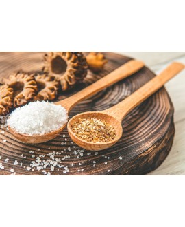 Cocinando a la sal