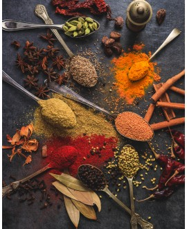 Descubre el curry